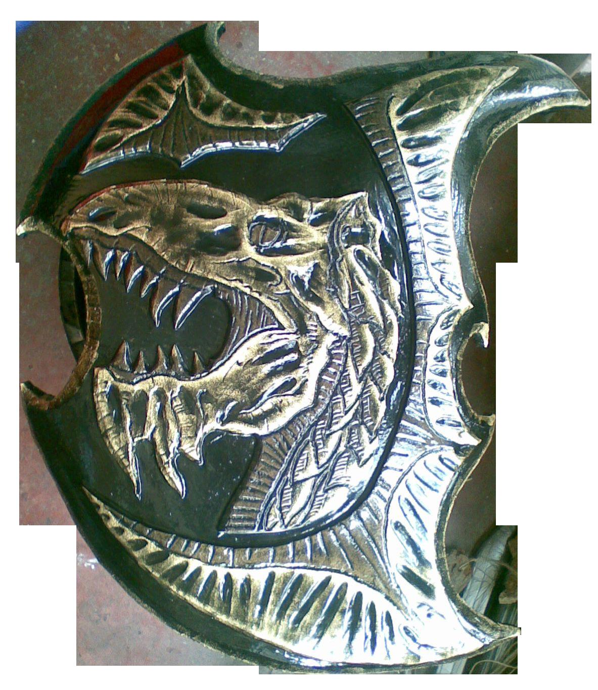 Fantaciarle sugli scudi Scudo-drago-2